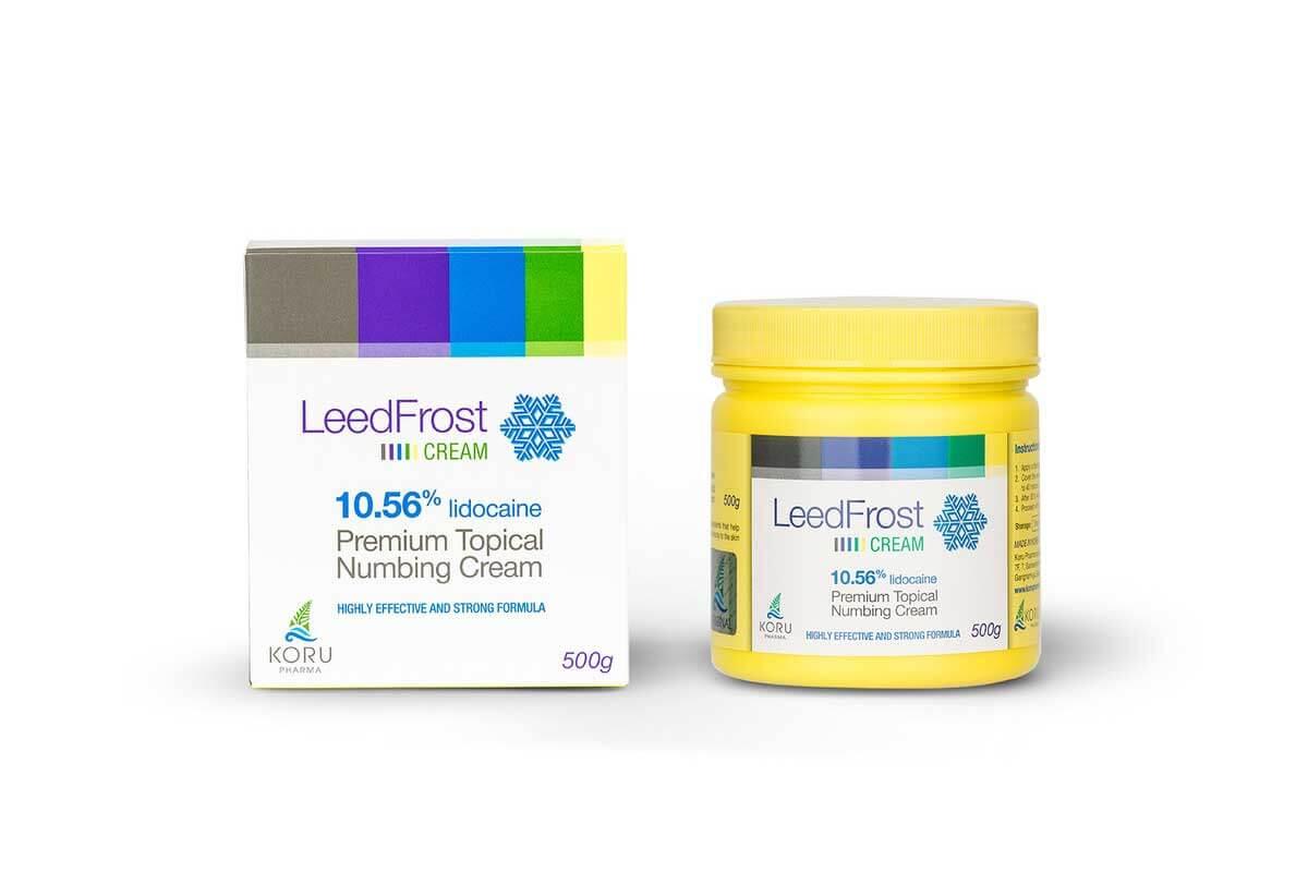 Leed Frost Cream 500g