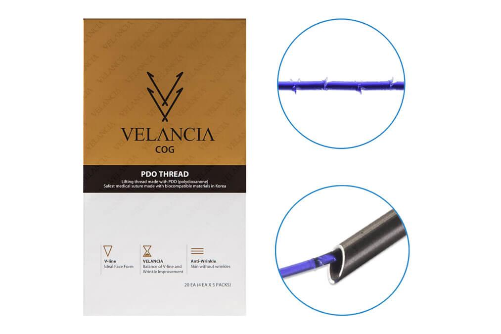 Velancia 360 4D COG (Sharp Needle COG)