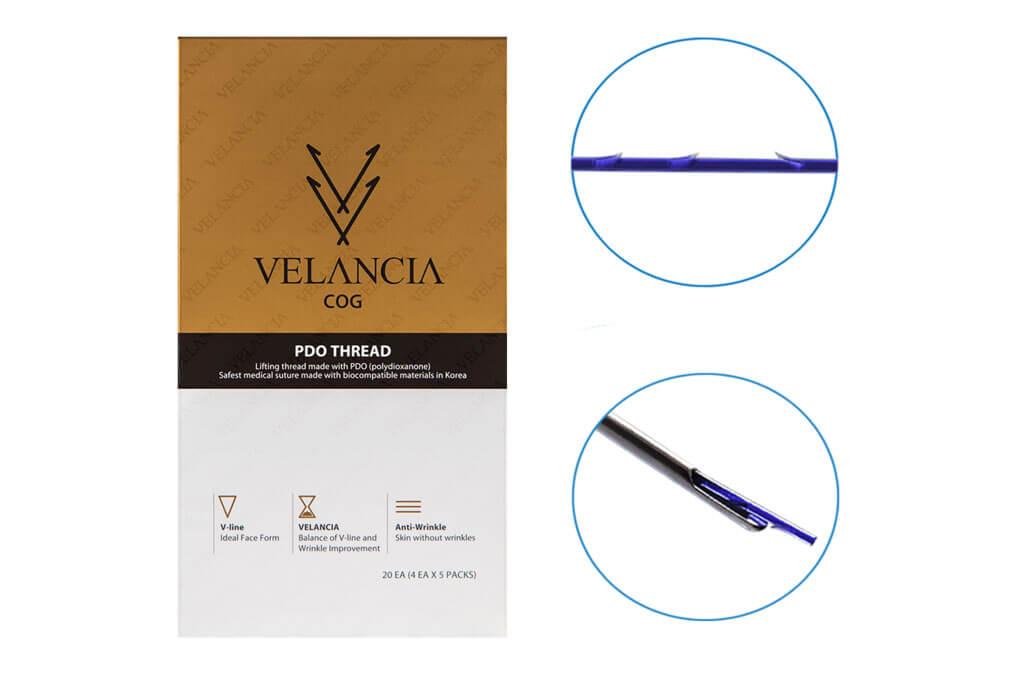 Velancia COG Bi-direction (Cannula COG)