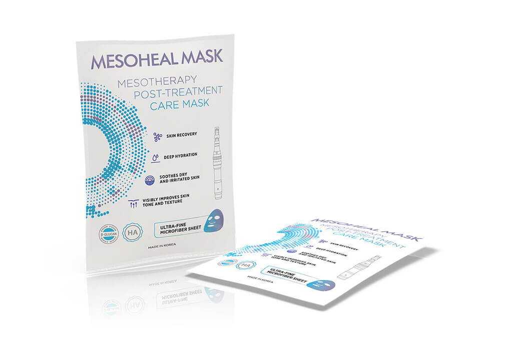 Mesoheal Mesotherapy Post-Treatment Mask